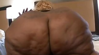 Monster Black Booty SSBBW Supreme D1VA